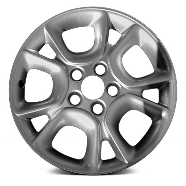 replace toyota sienna 2005 17 remanufactured 10 spokes factory alloy wheel. Black Bedroom Furniture Sets. Home Design Ideas