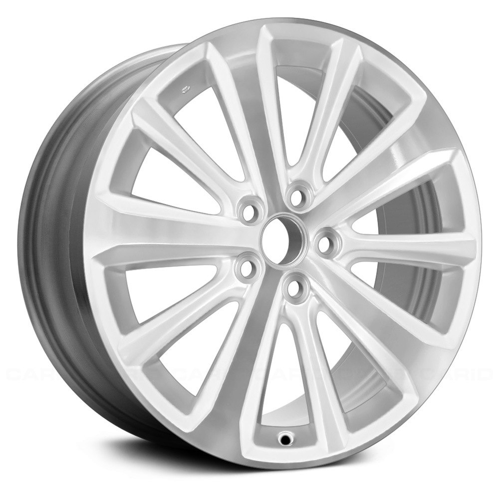 5 Myths About Replacing Your Toyota Highlander Warranty: For Toyota Highlander 08-13 Alloy Factory Wheel 19x7.5 10