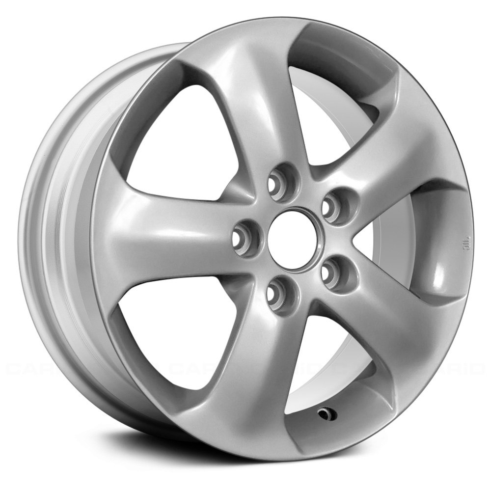 "Hyundai Elantra Tire Size: Hyundai Elantra 2007-2008 16"" Remanufactured 5"