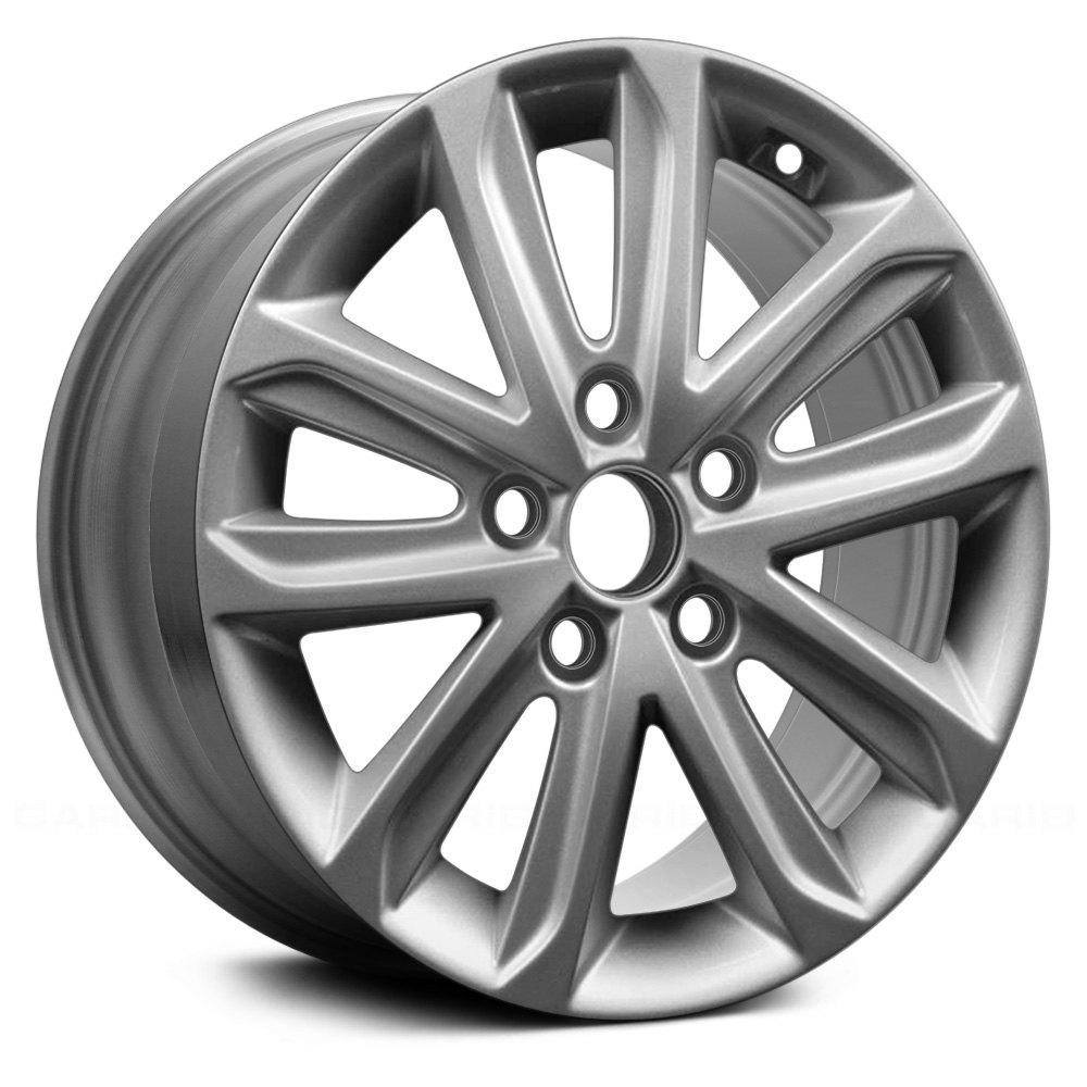 Hyundai Elantra Tire Size: Hyundai Elantra 2015 16x6.5 10-Spoke All