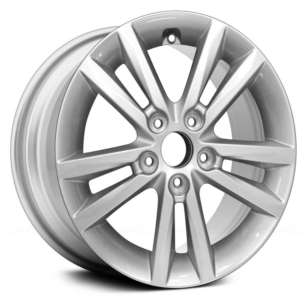 for hyundai sonata 15 17 alloy factory wheel 16x6 5 5 double spoke Kia Optima for hyundai sonata 15 17 alloy factory wheel 16x6 5 5 double spoke all painted