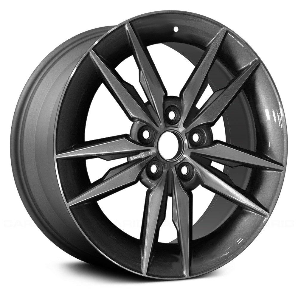 for hyundai sonata 15 17 alloy factory wheel 18x8 10 spoke machined Blue Sonata for hyundai sonata 15 17 alloy factory wheel 18x8 10 spoke machined medium