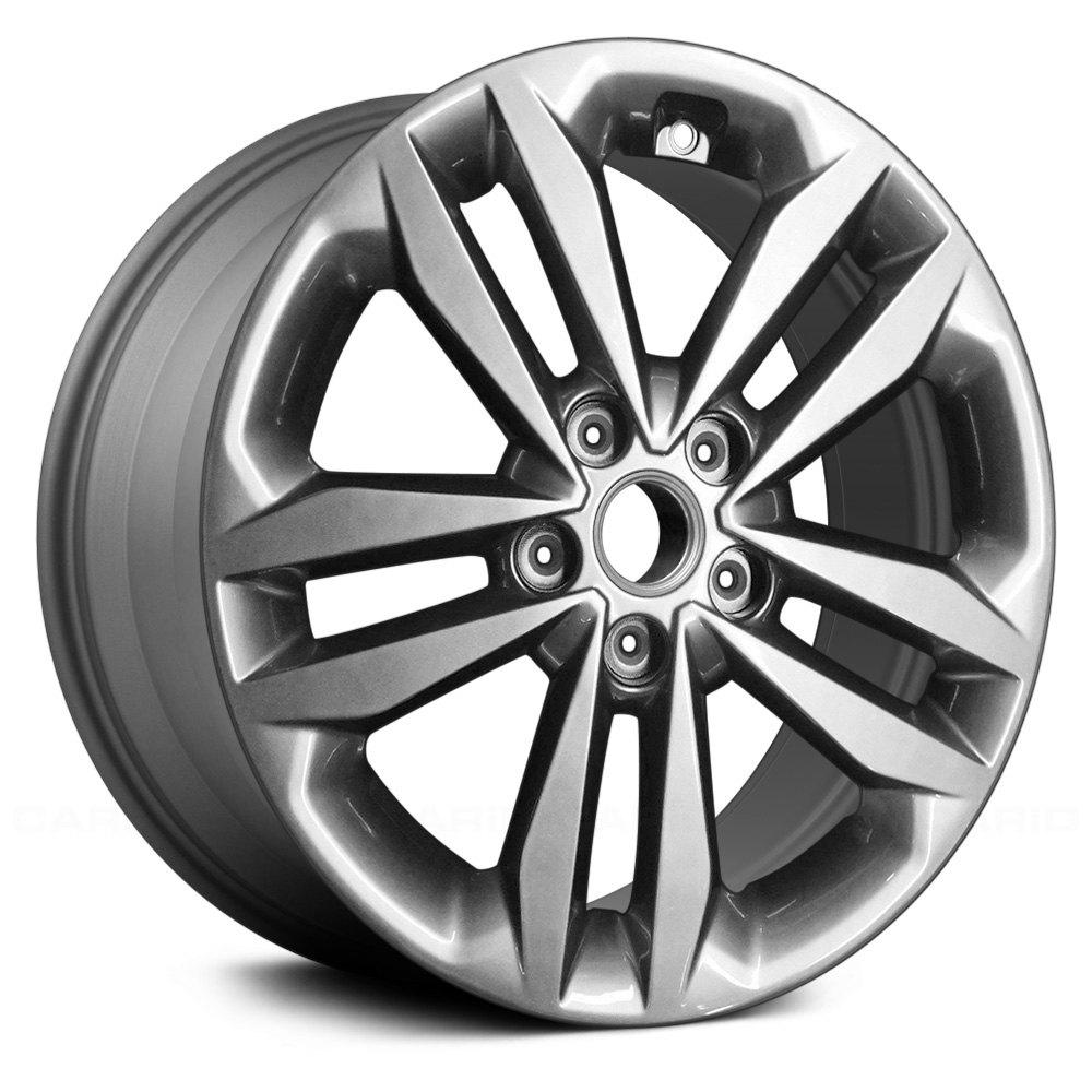 Hyundai Elantra Tire Size: For Hyundai Elantra 16-17 Alloy Factory Wheel 17x7 5