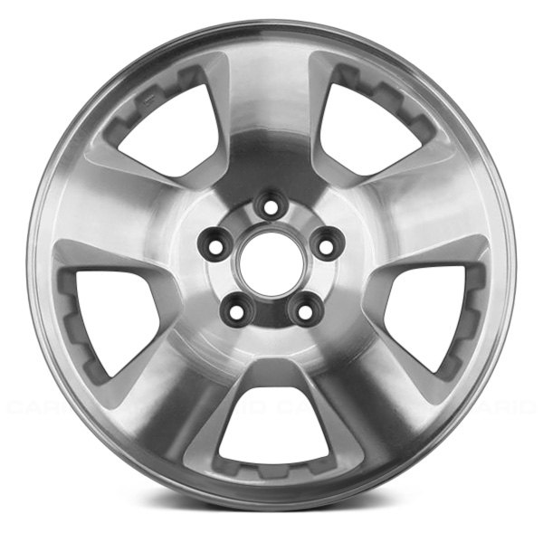 Acura Mdx Tire Size: For Acura MDX 03-06 17x6.5 5-Spoke Argent Alloy Factory