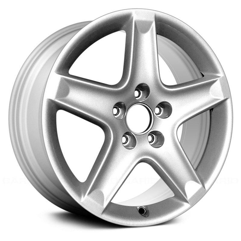 """Acura TL 2005 17"""" Remanufactured 5 Spokes"""