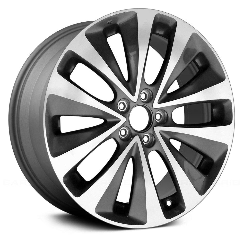 Acura MDX 2015 19x8 10-Spoke Alloy Factory Wheel