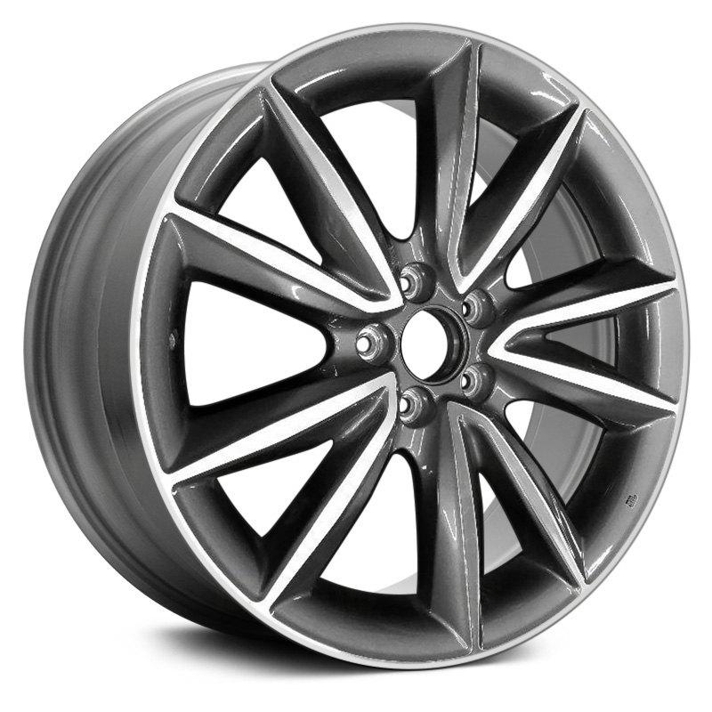 Acura RDX 2019 5 Double-Spoke 19x8 Alloy