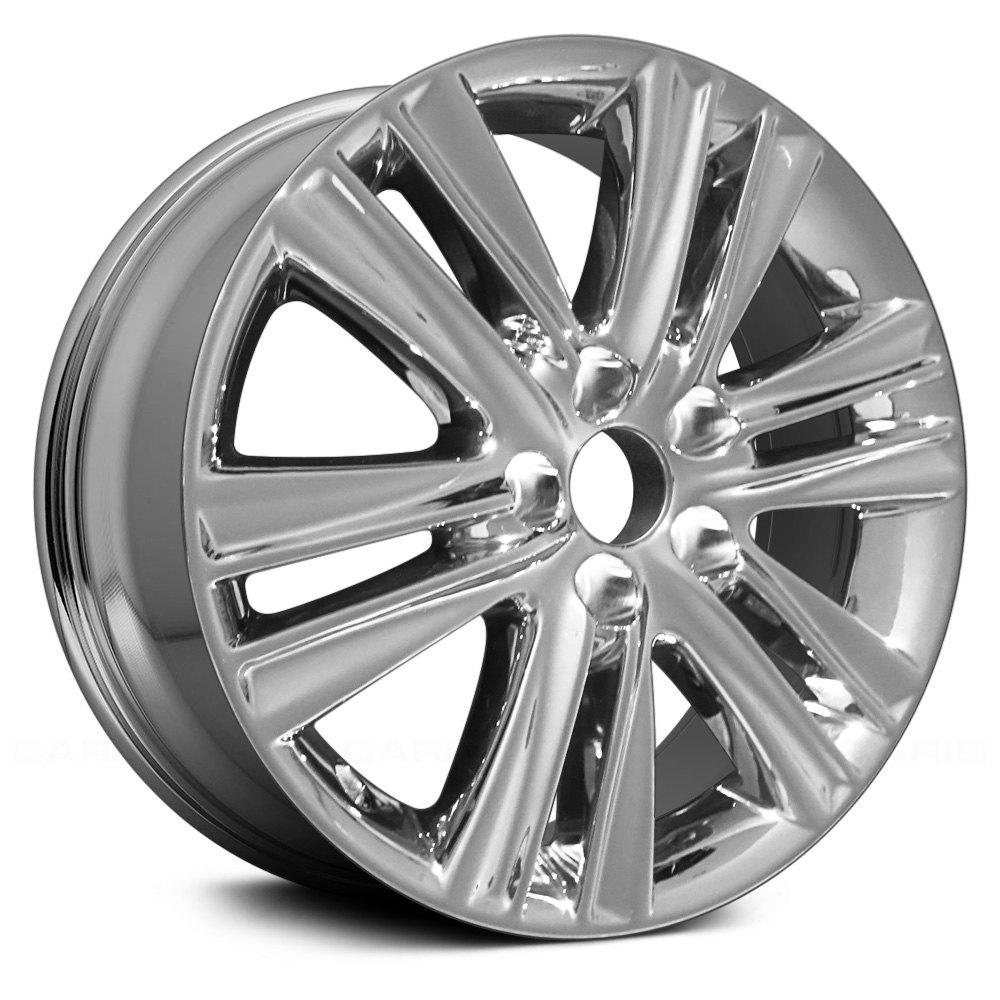 """2013 Lexus Es Interior: Lexus ES350 2013 17"""" Replica 6 Double Spokes"""