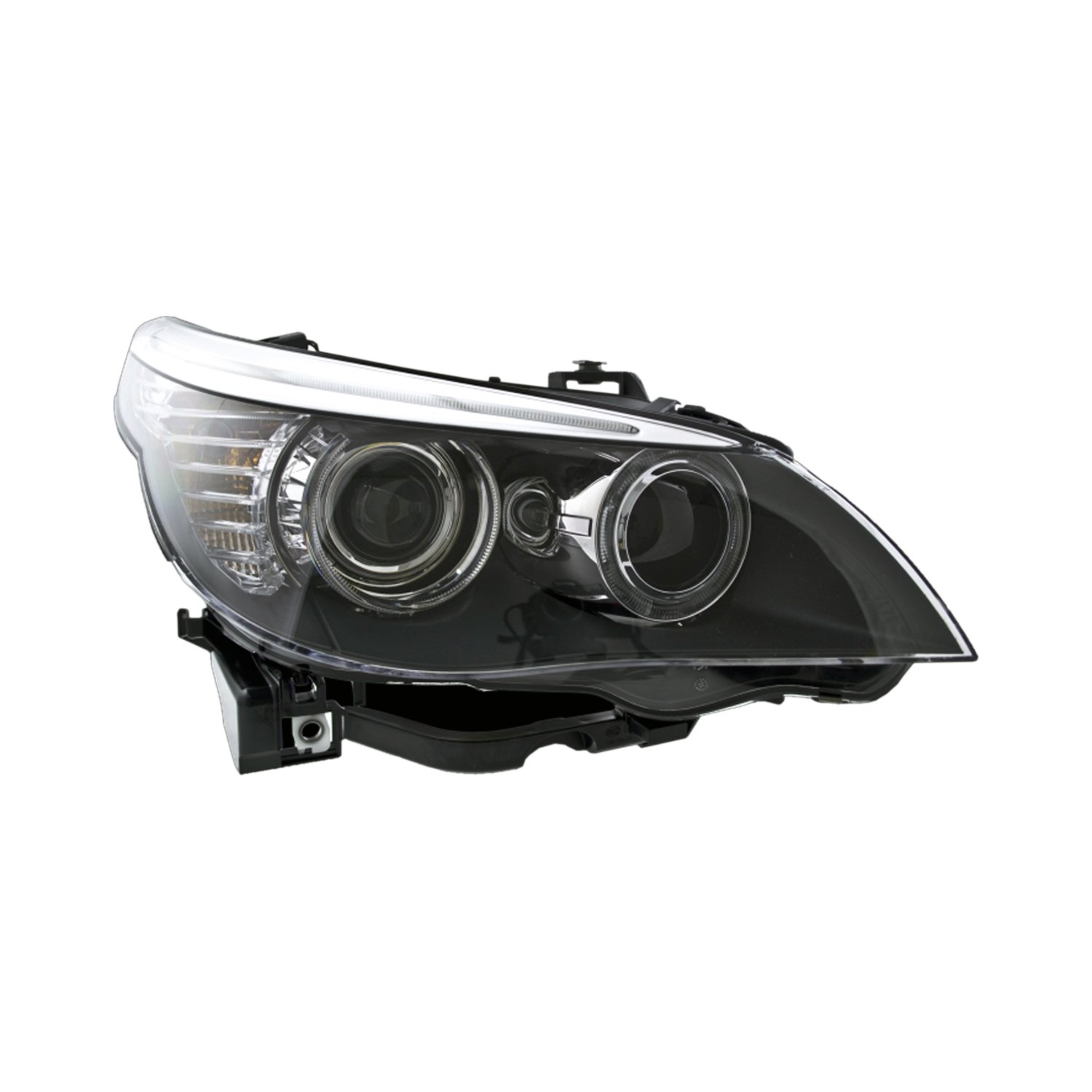 Replace 174 Bmw 5 Series Sedan Wagon With Factory Hid