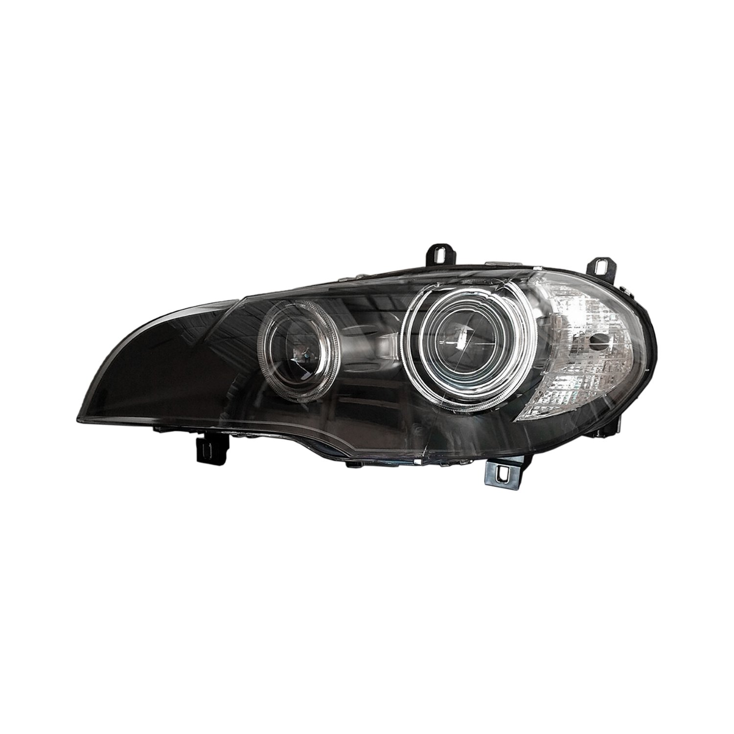 Replace 174 Bmw X5 With Factory Adaptive Headlights With