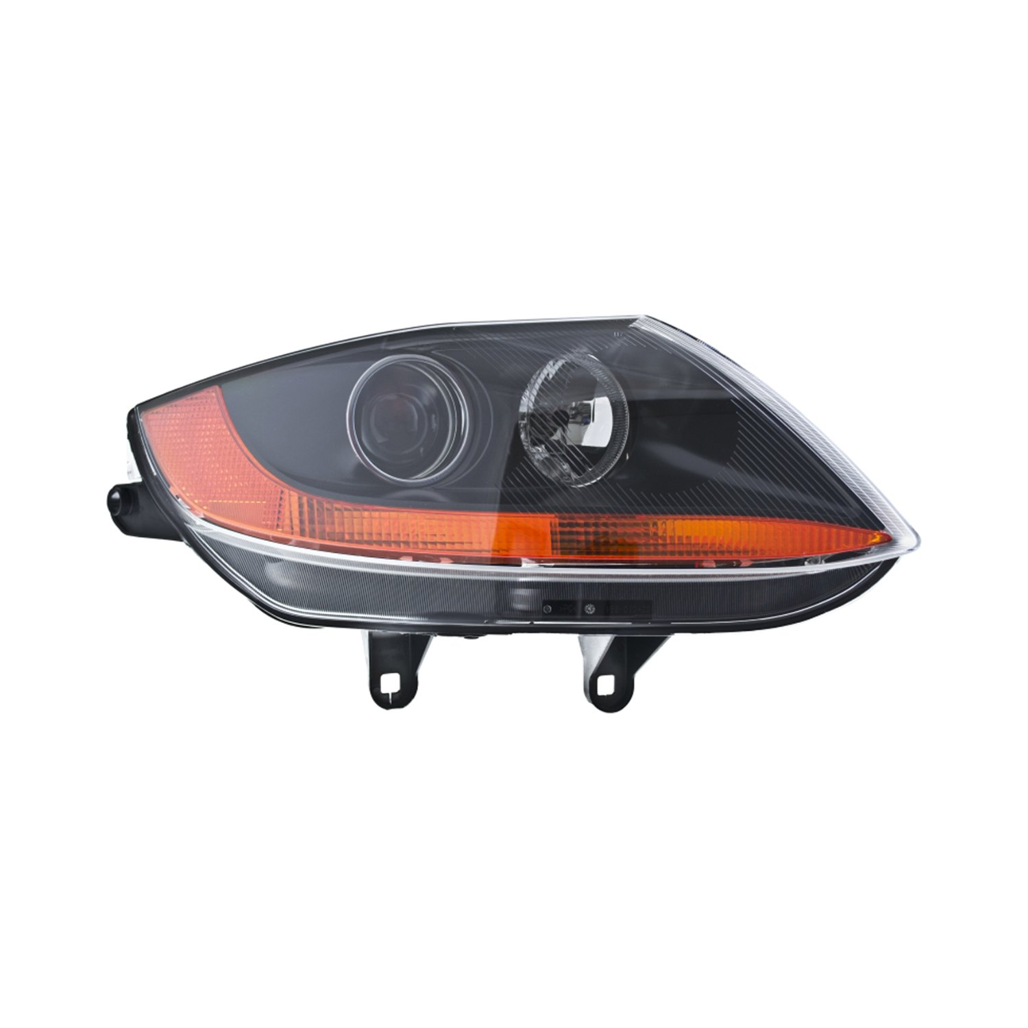 2006 Bmw Z4: BMW Z4 2006 Replacement Headlight Lens And Housing