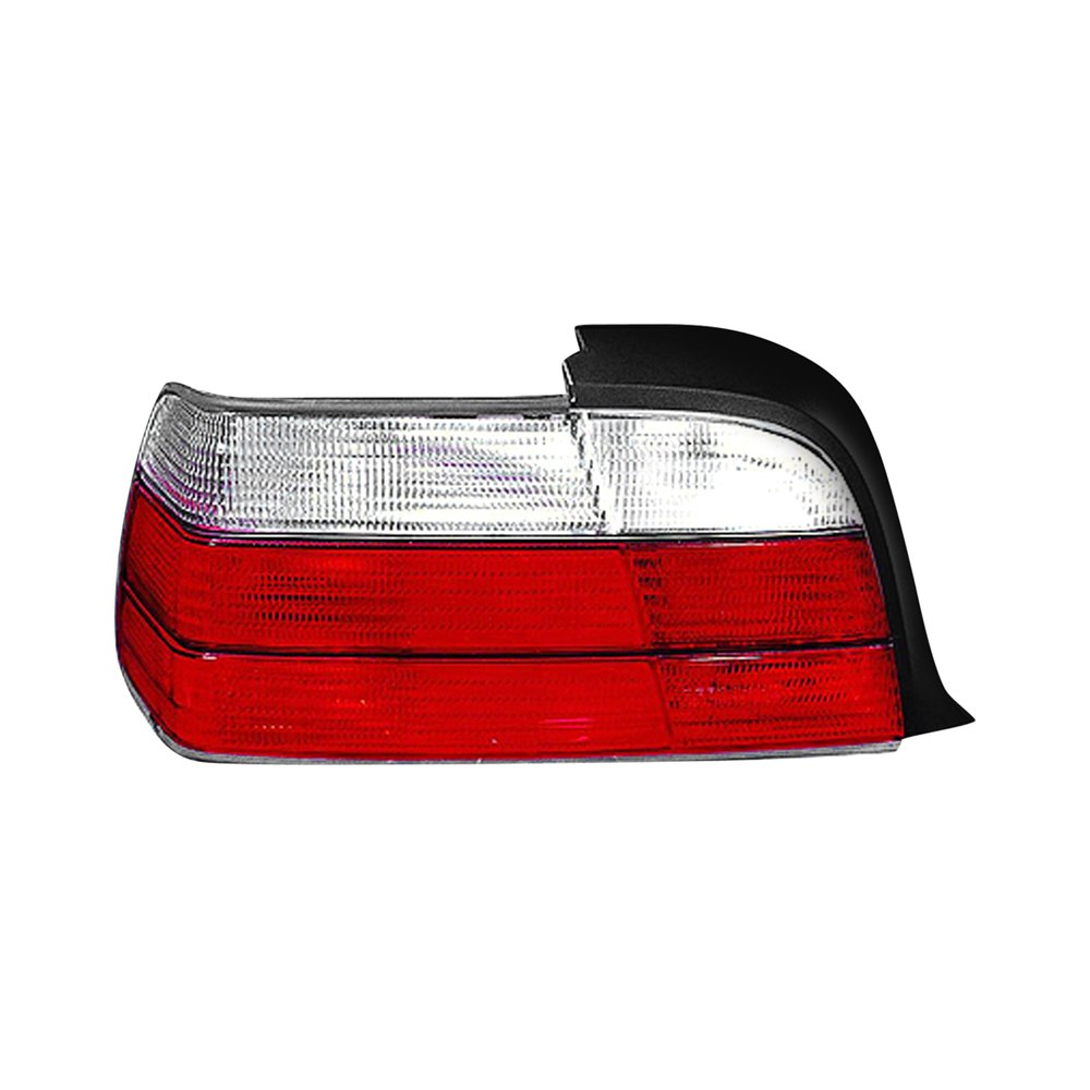 Tail Light Lens Replacement : Replace bmw series driver side replacement tail