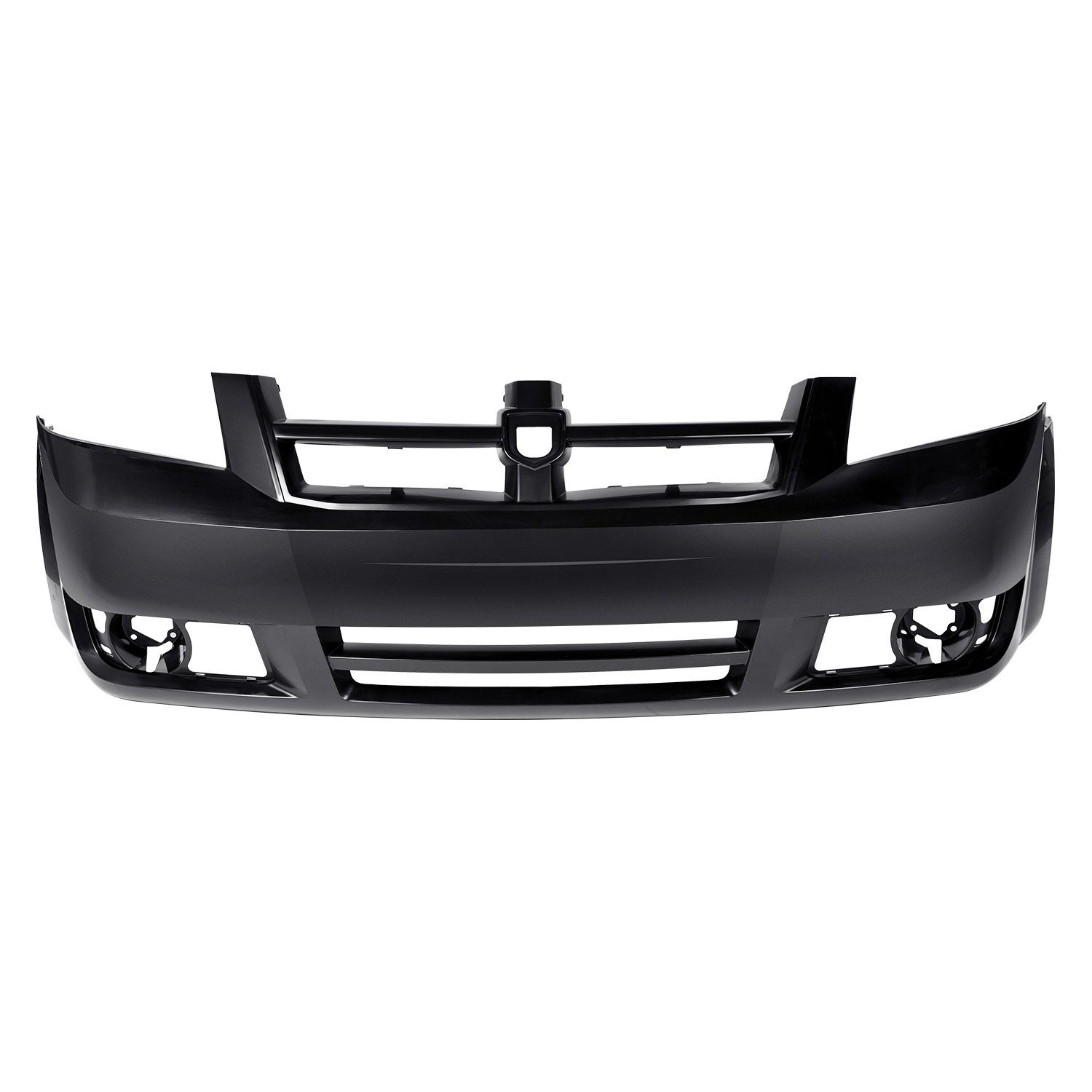 replace ch1000924pp fits dodge grand caravan replacement front bumper cover new. Black Bedroom Furniture Sets. Home Design Ideas