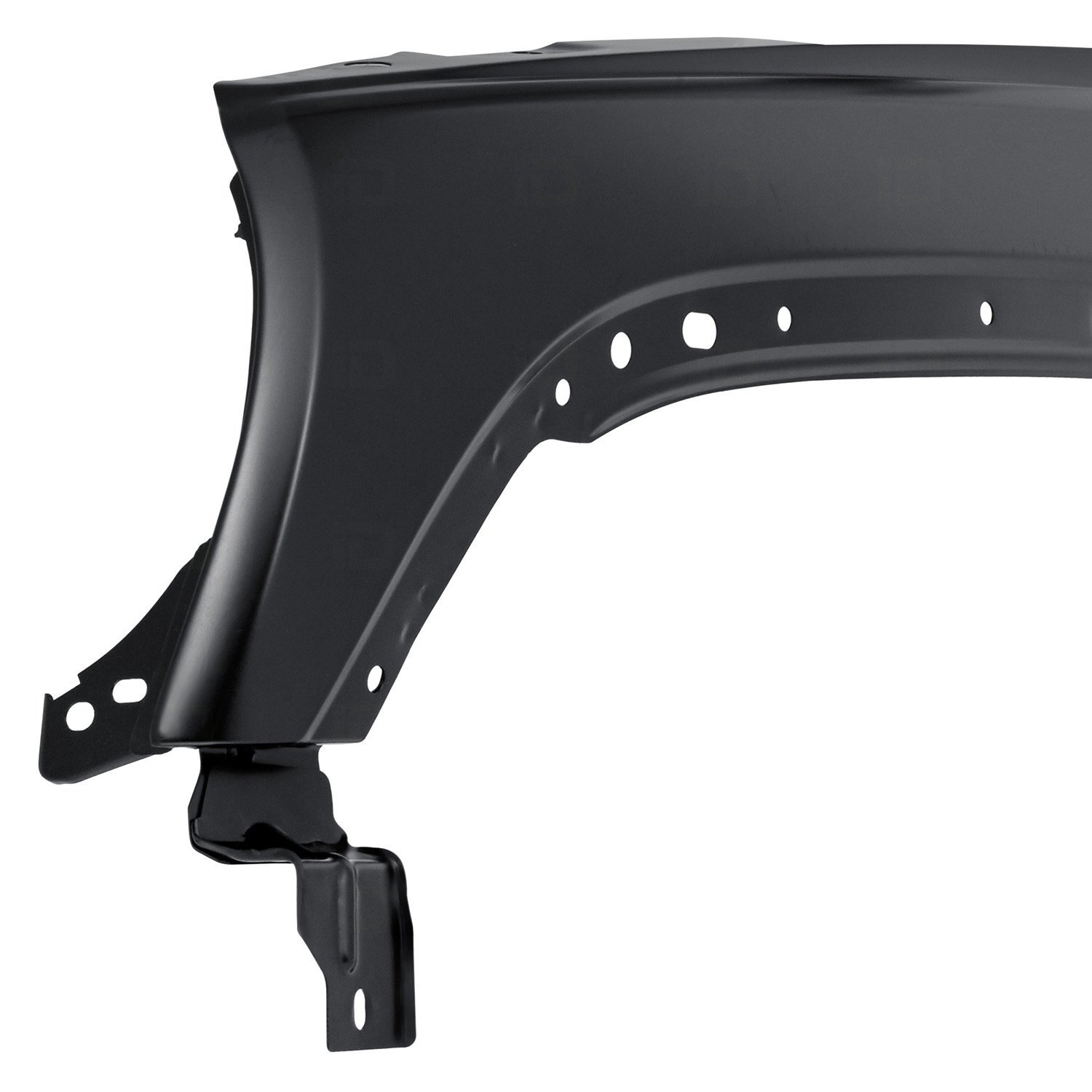 Driver Side Fender for Jeep Liberty 2002-2004 New CH1240231 Front