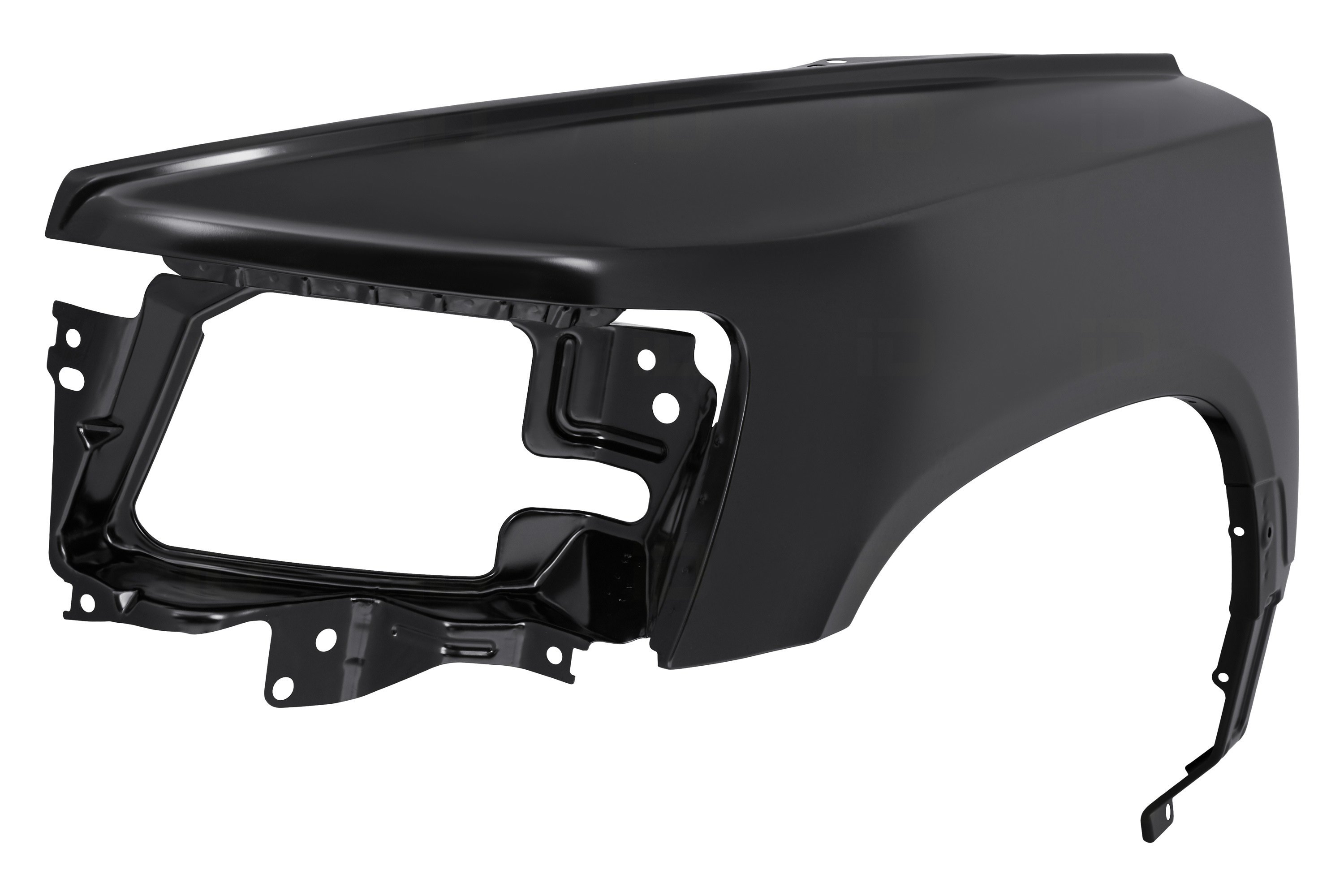 For Dodge Dakota 2008-2011 Replace CH1240268C Front Driver Side Fender