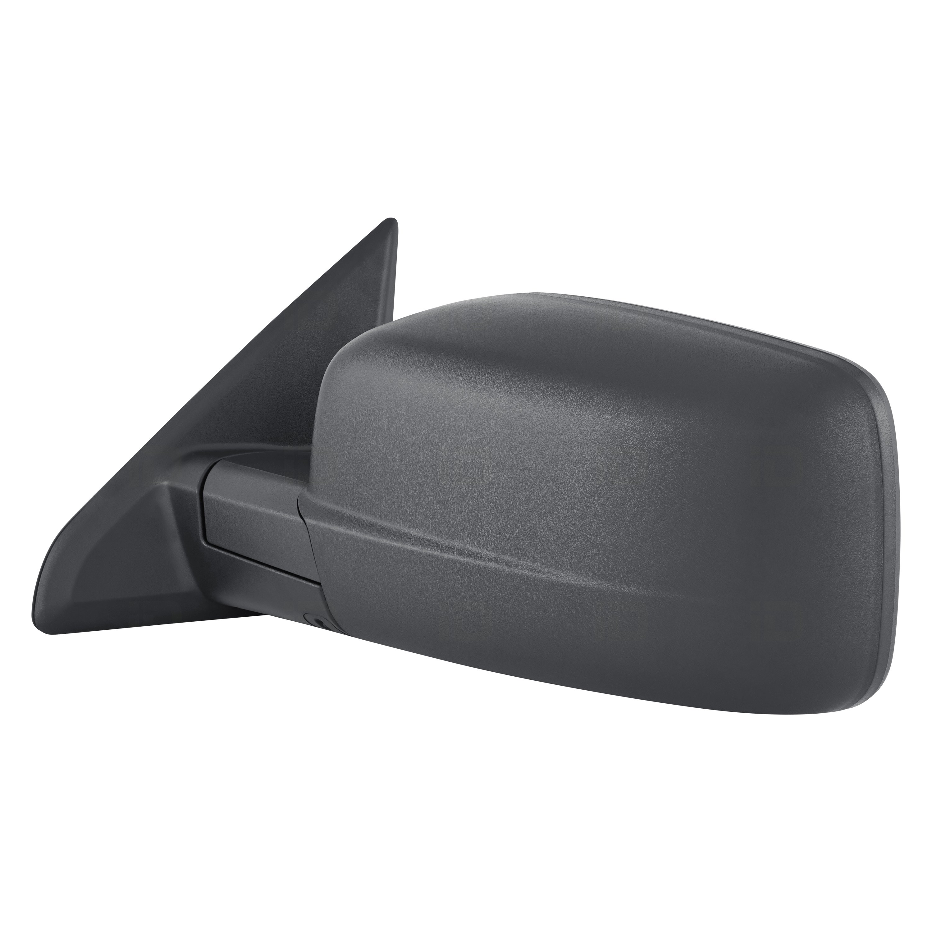 AUTOMUTO Black Driver Side View Mirror Power Adjustment Non-Folding Non-heated Compatible with 2006-2013 Chevrolet Impala 2014-2015 Chevrolet Impala Limited