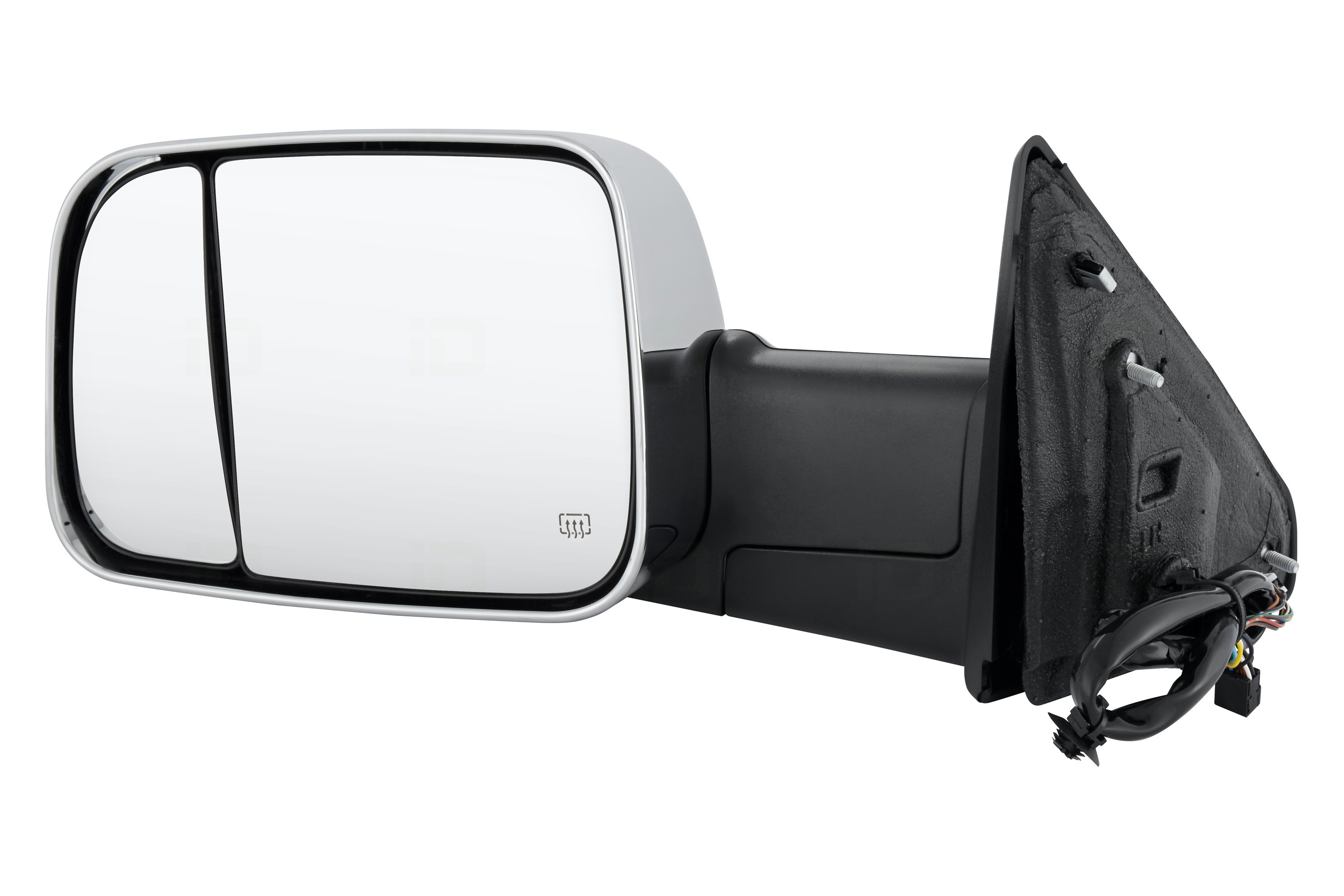Replace Truck Side View Mirrors