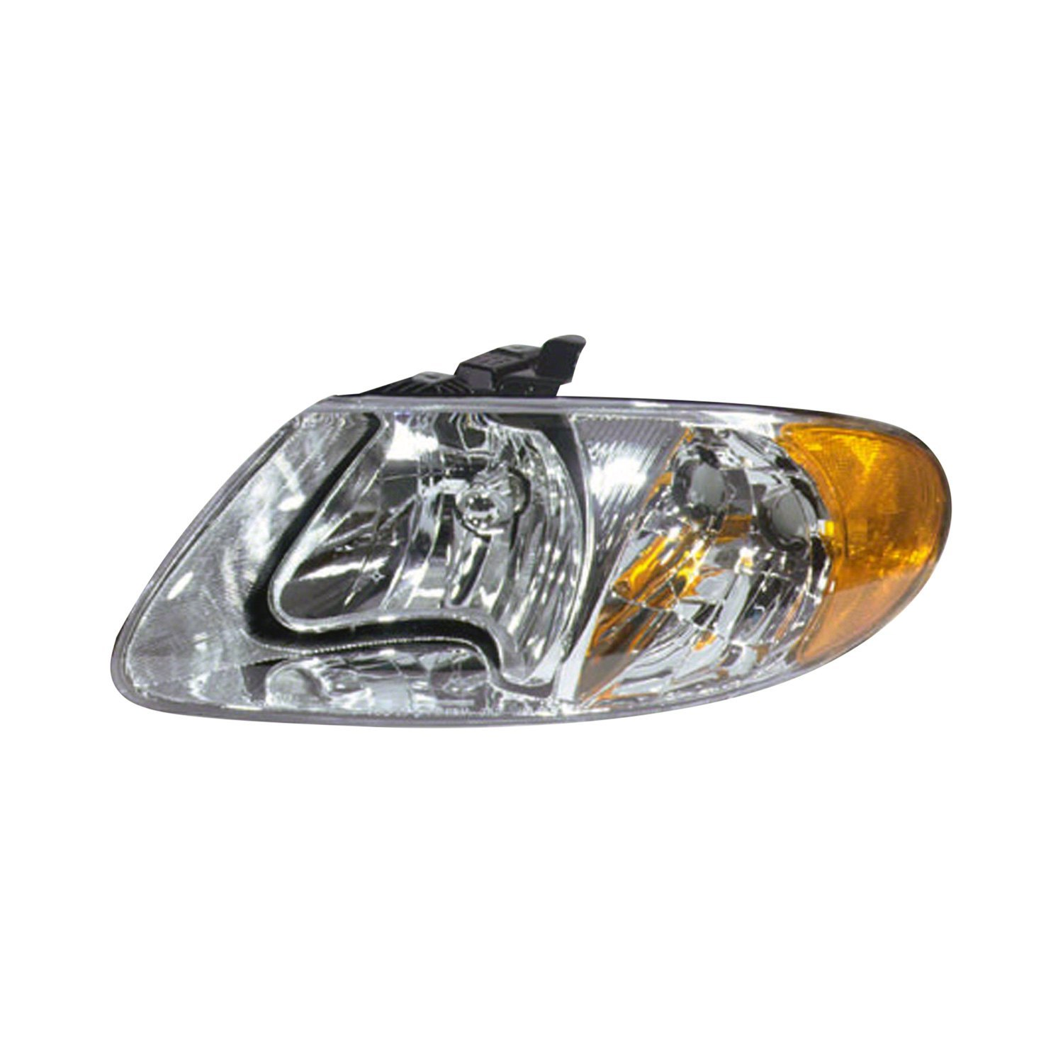 Dodge Replacement Headlights: For Dodge Caravan 2001-2007 Replace CH2502129V Driver Side