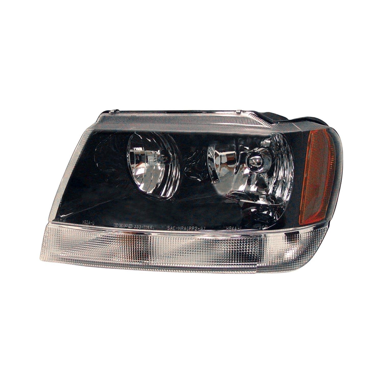 replace jeep grand cherokee laredo sport 2002 replacement headlight. Black Bedroom Furniture Sets. Home Design Ideas