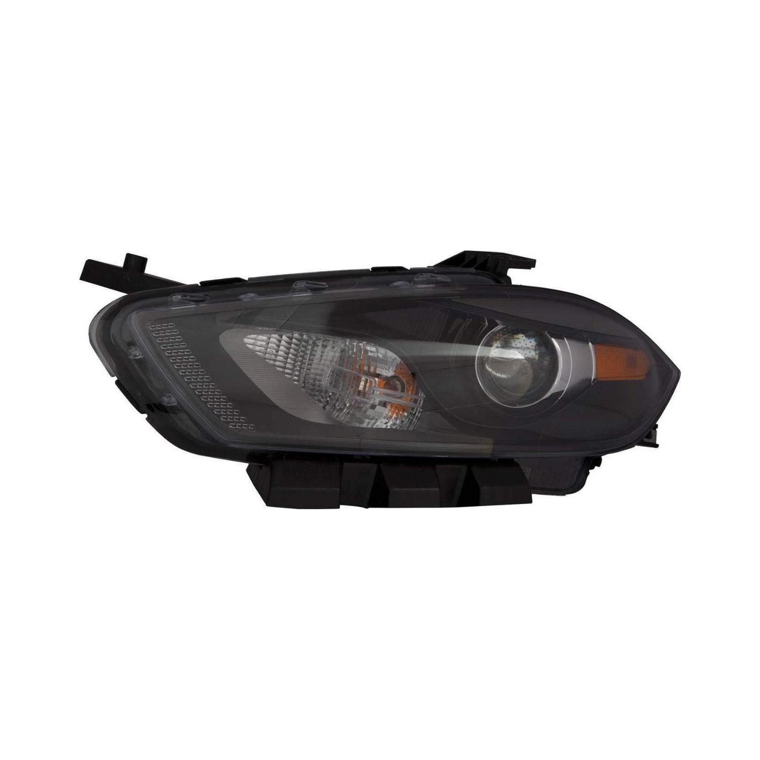 Dodge Replacement Headlights: For Dodge Dart 2013-2016 Replace CH2518145N Driver Side