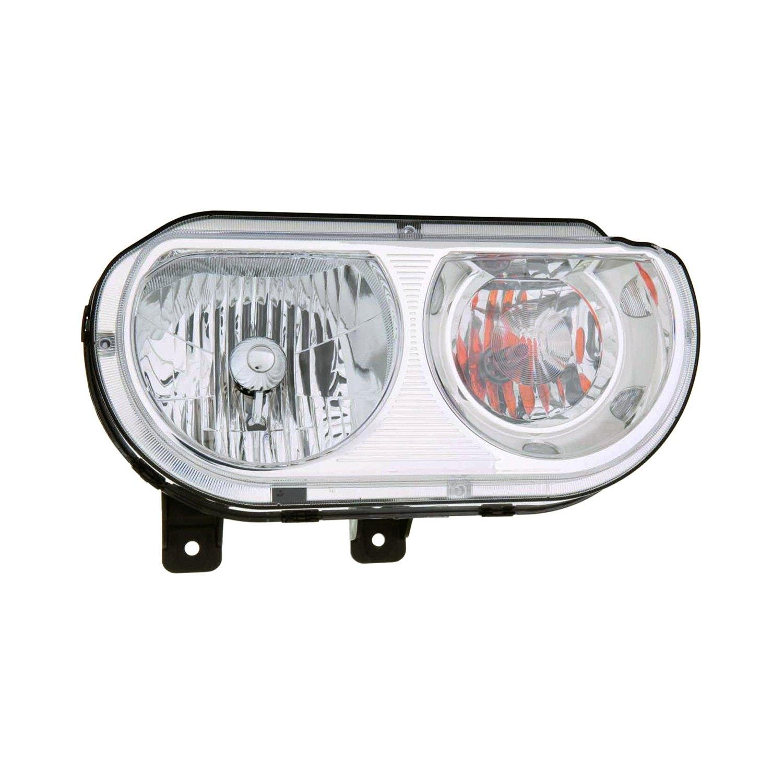 Dodge Replacement Headlights: For Dodge Challenger 08-14 Headlight CH2519137 Passenger
