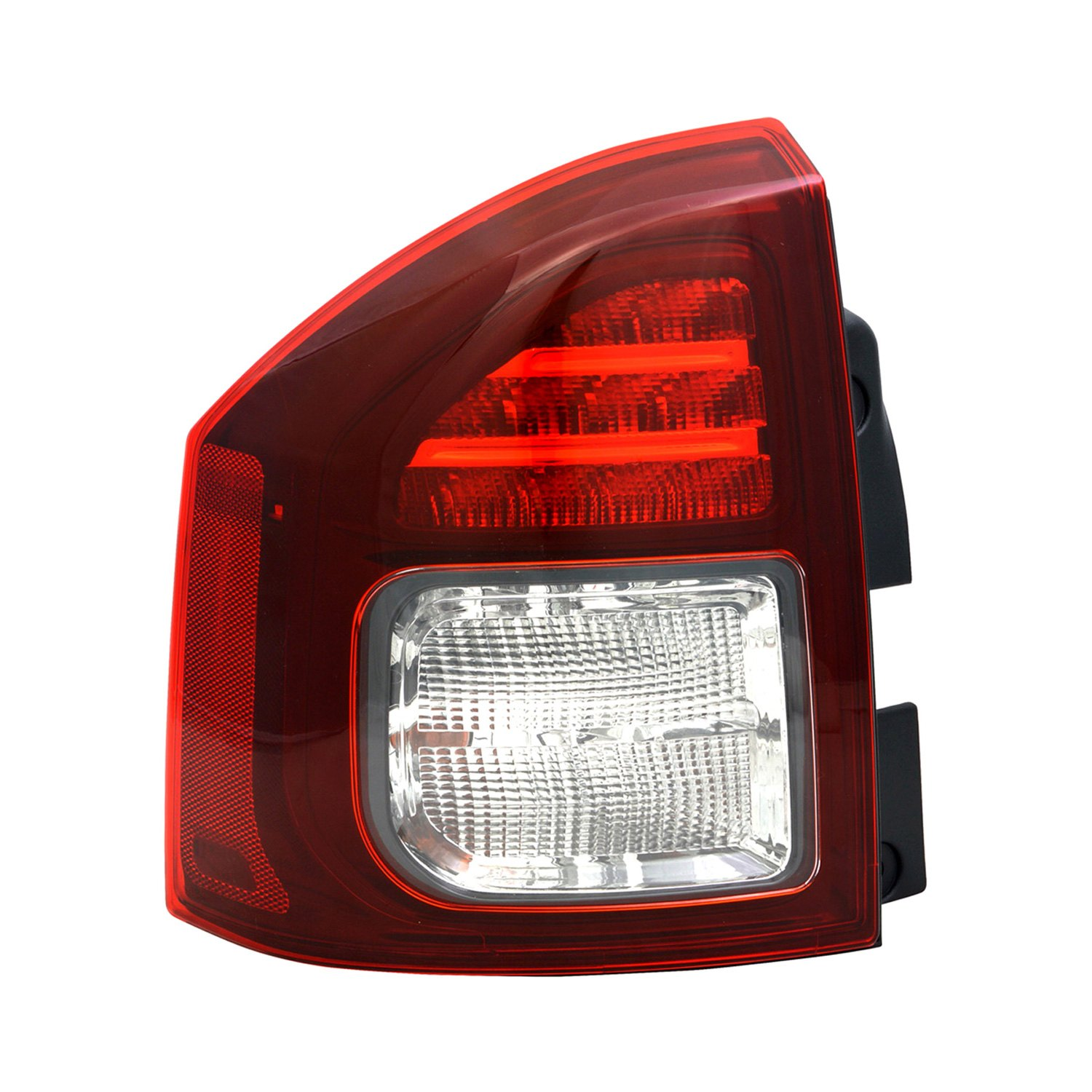 Replace jeep compass with factory led tail lights 2014 - 2016 jeep compass interior lights ...