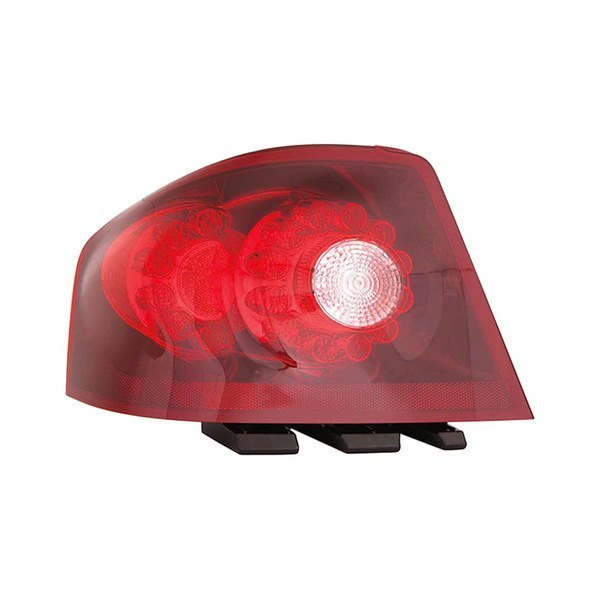 Replace 174 Dodge Avenger With Factory Led Tail Lights 2011
