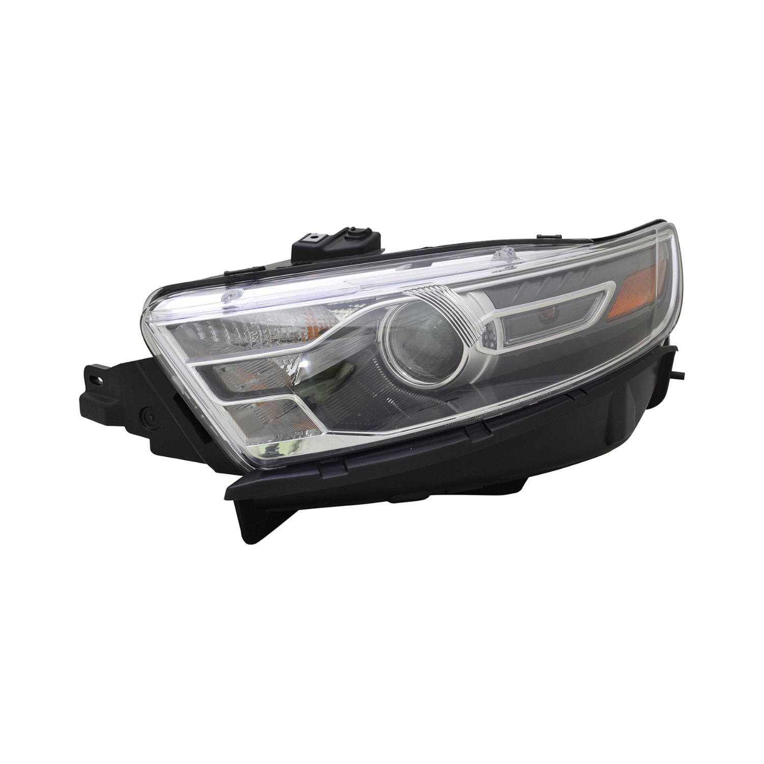 2013 Ford Taurus Headlight Replacement : Replace ford taurus with factory halogen headlights