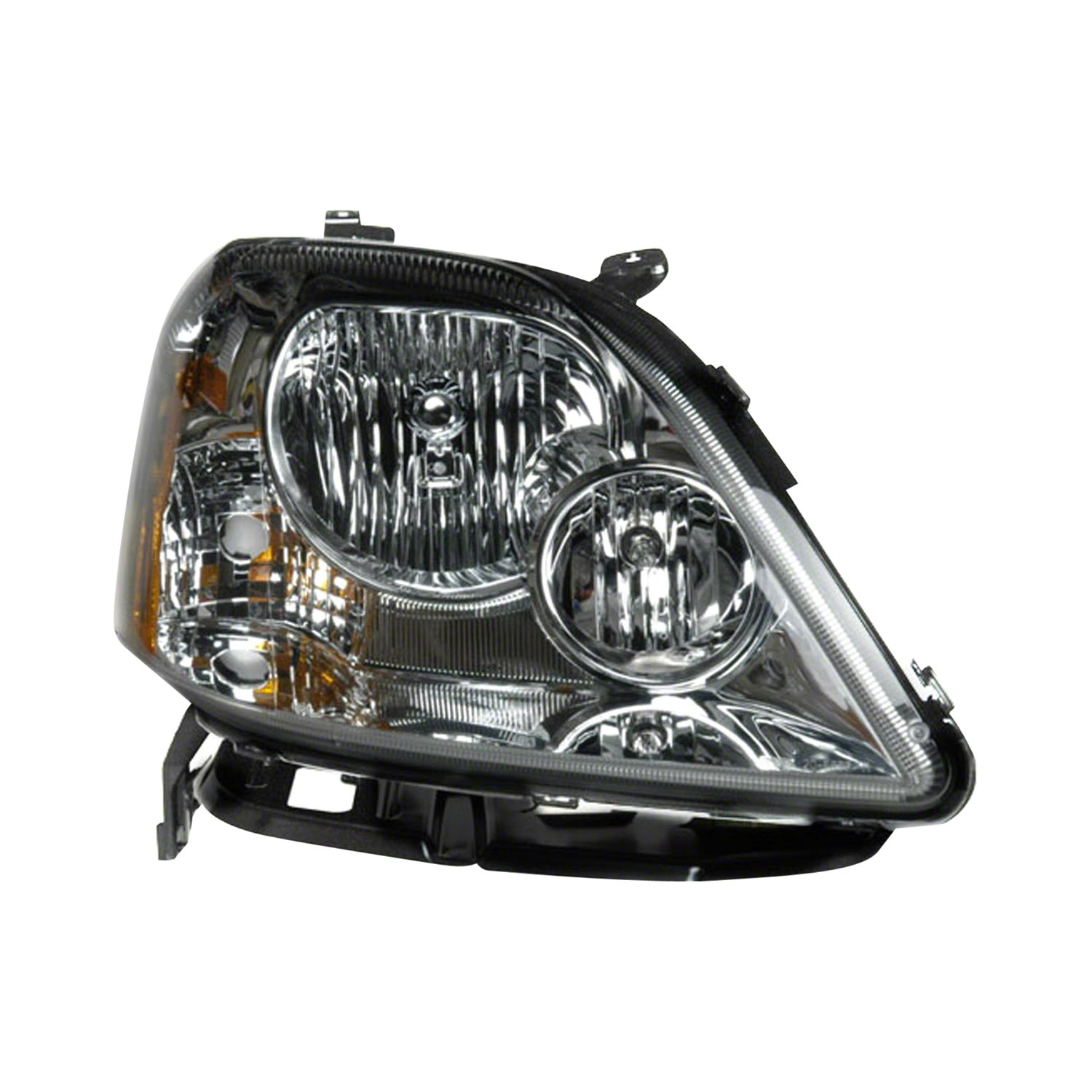 replace ford five hundred 2005 2007 replacement headlight. Black Bedroom Furniture Sets. Home Design Ideas