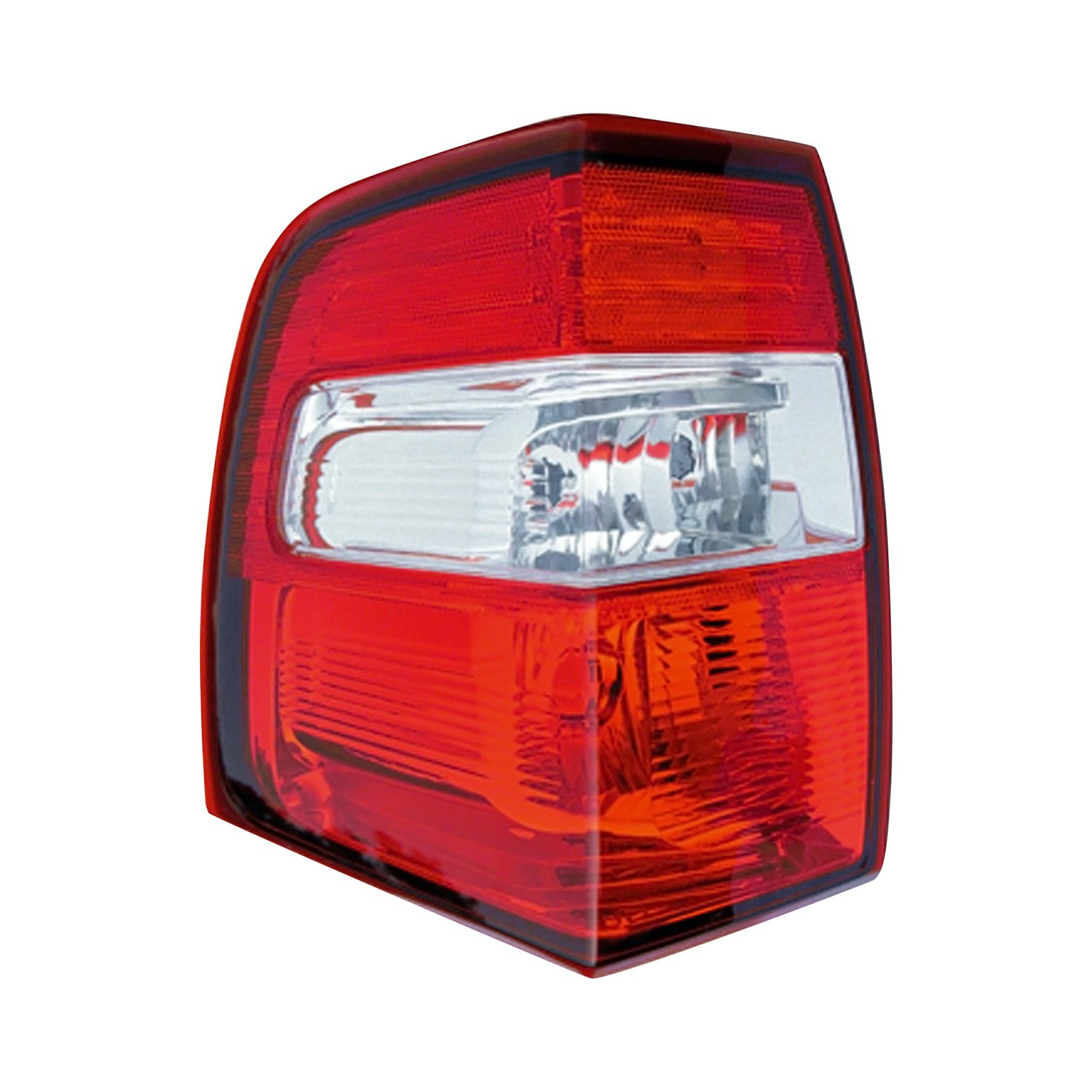 Tail Light Lens Replacement : Replace fo v driver side replacement tail light