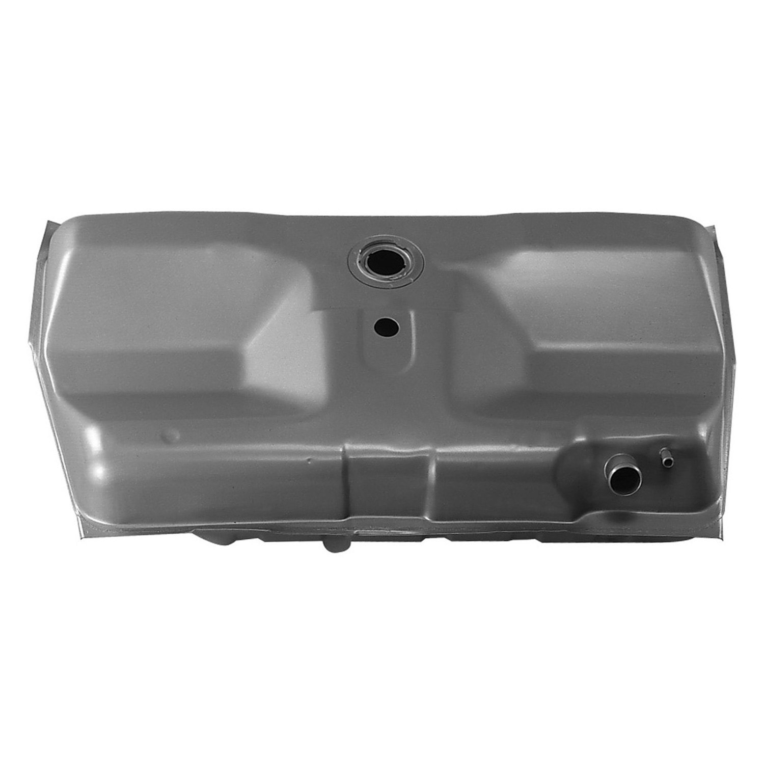 how to clean a mercury fuel tank
