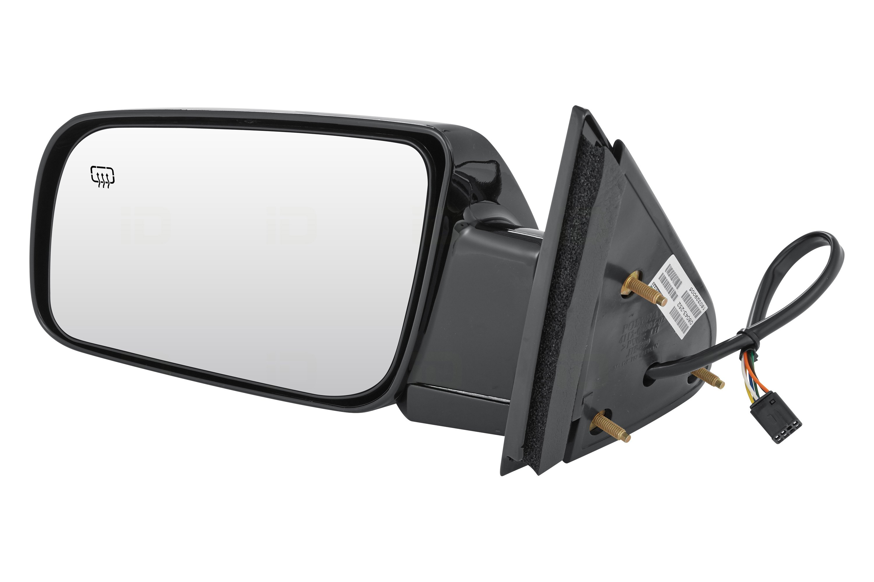 Replace 174 Cadillac Escalade 1999 Power Side View Mirror