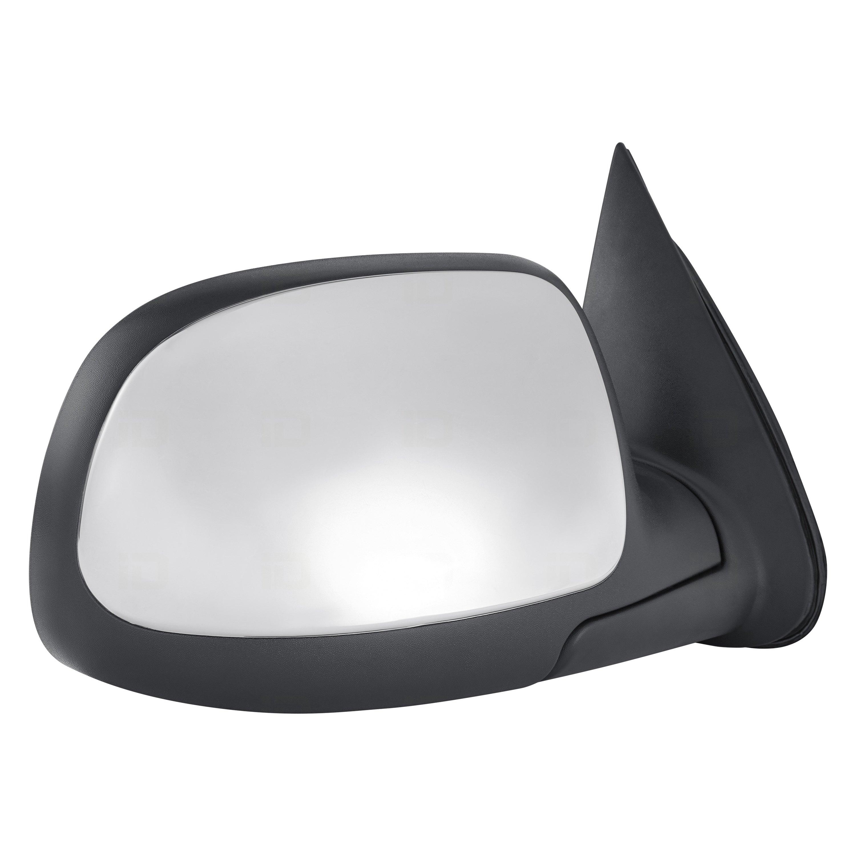 Mirror Right Side Chevy Silverado GMC Sierra 1500 2500 3500 Manual Non-Heated