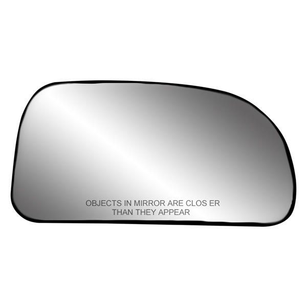 For Mazda 2 2011-2014 K Source 90238 Passenger Side Mirror Glass Non-Heated