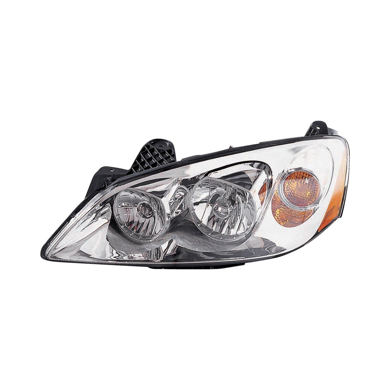Replace 174 Pontiac G6 2008 Replacement Headlight