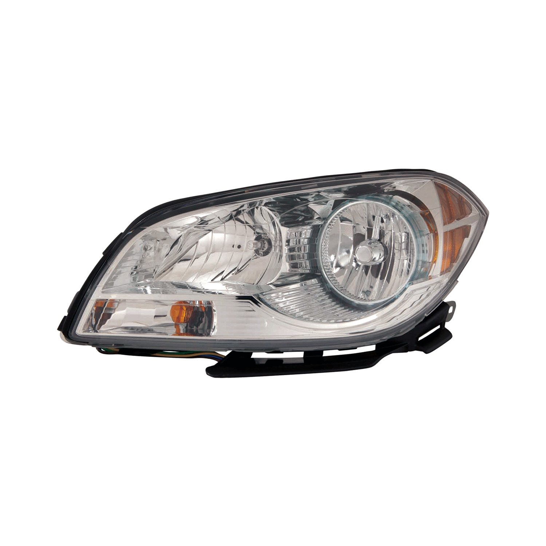 Chevy Malibu 2009-2012 Replacement Headlight