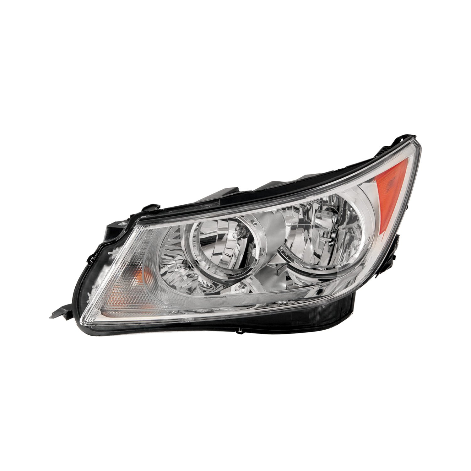 Replace Driver Side Replacement Headlight