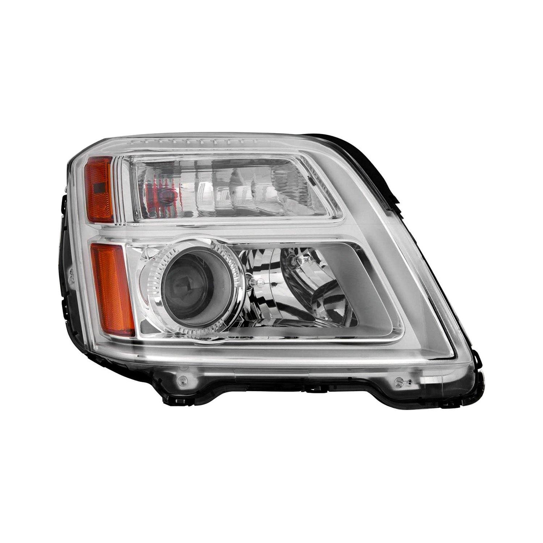 10-15 Gmc Terrain Passenger Side Headlight Lamp Assembly