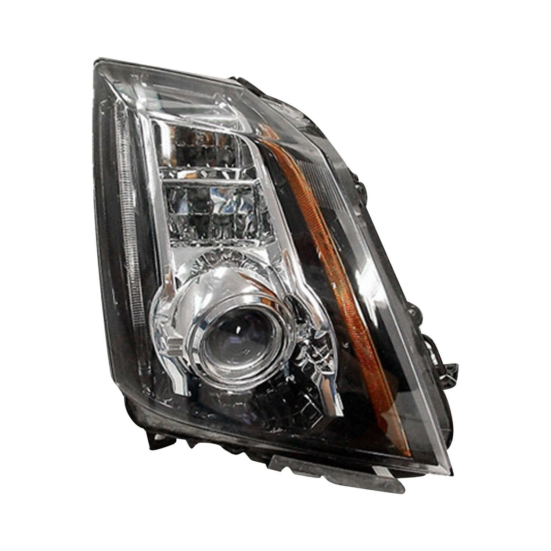 Cadillac cts headlight replacement karcher premium window vacuum kit wv5
