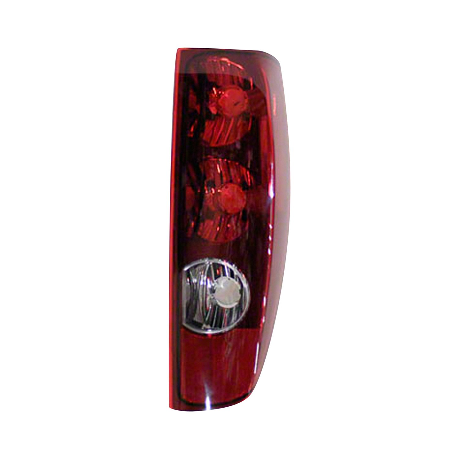 gm2801164 replace� chevy colorado 2007 2012 replacement tail light 2004 Silverado Tail Light Wiring Diagram at mr168.co