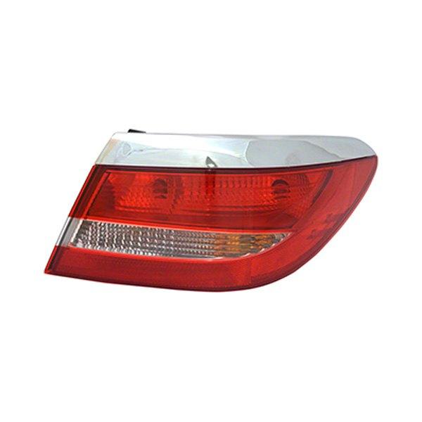 2012 Buick Verano Price: Buick Verano 2012 Replacement Tail Light