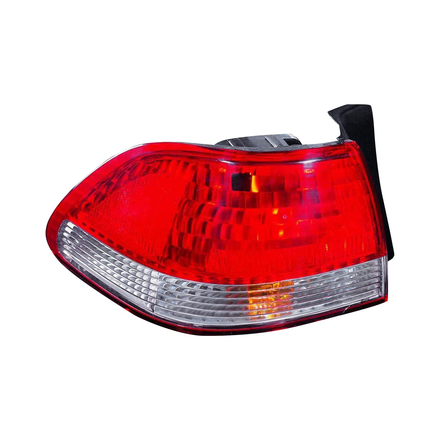 A new Accord tail lamp assembly encapsulates your vehicle's rear light indicators, often consisting of turn signals, reverse lights and brake lights.