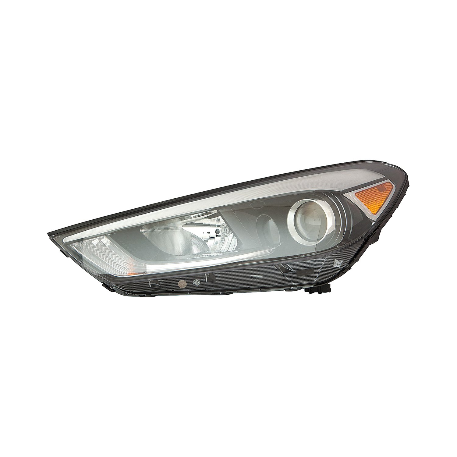 Replace®   Driver Side Replacement Headlight (Remanufactured OE)