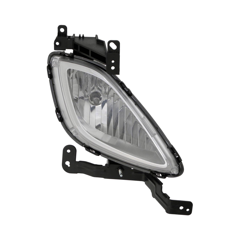 Replace 174 Hyundai Elantra 2013 Replacement Fog Light