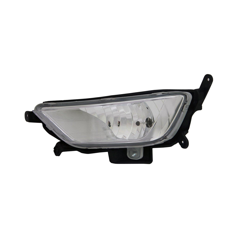 Replace 174 Kia Optima 2012 Replacement Fog Light