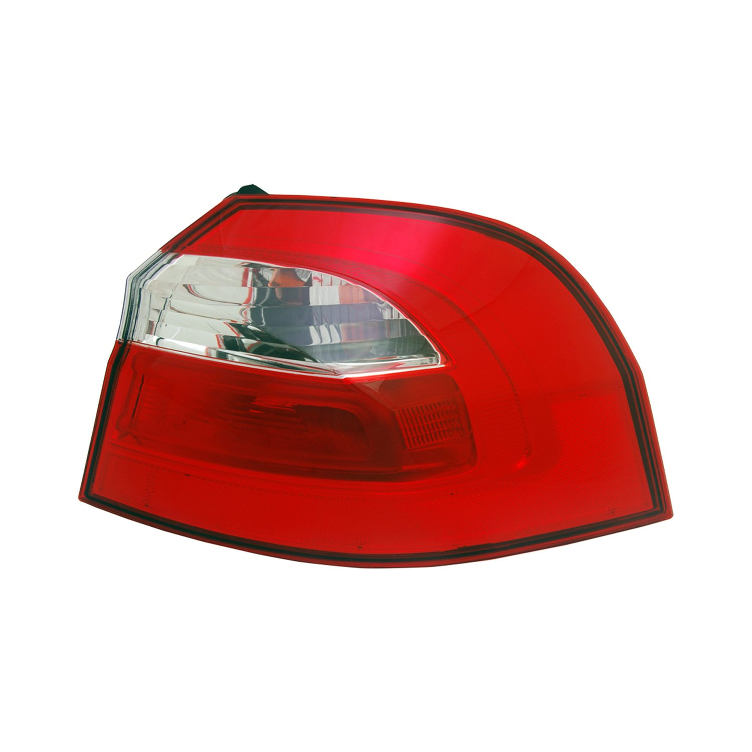 Replace 174 Kia Rio Without Factory Led Tail Lights 2014