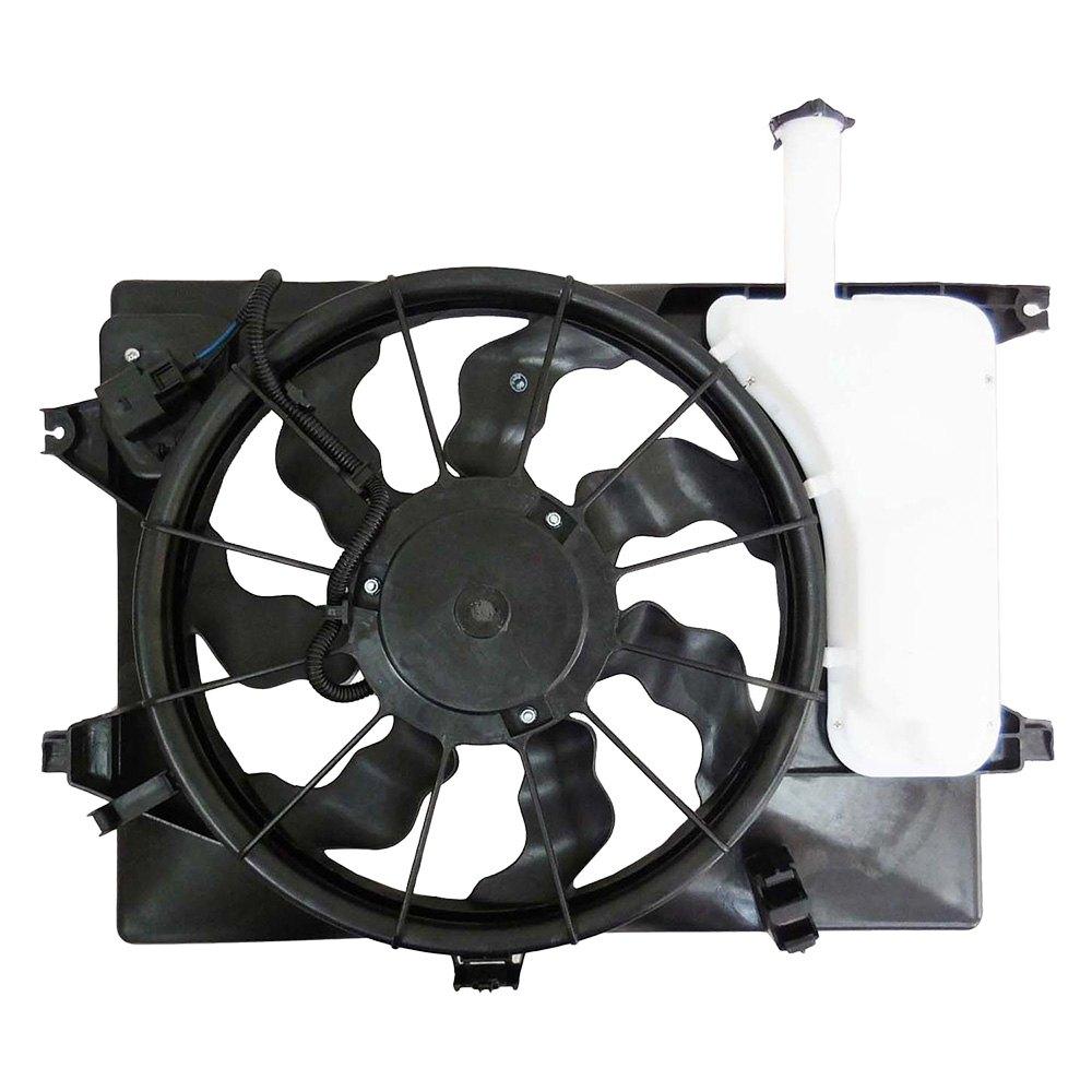 Radiator Cooling Fan For 2010 Kia Forte Forte Koup