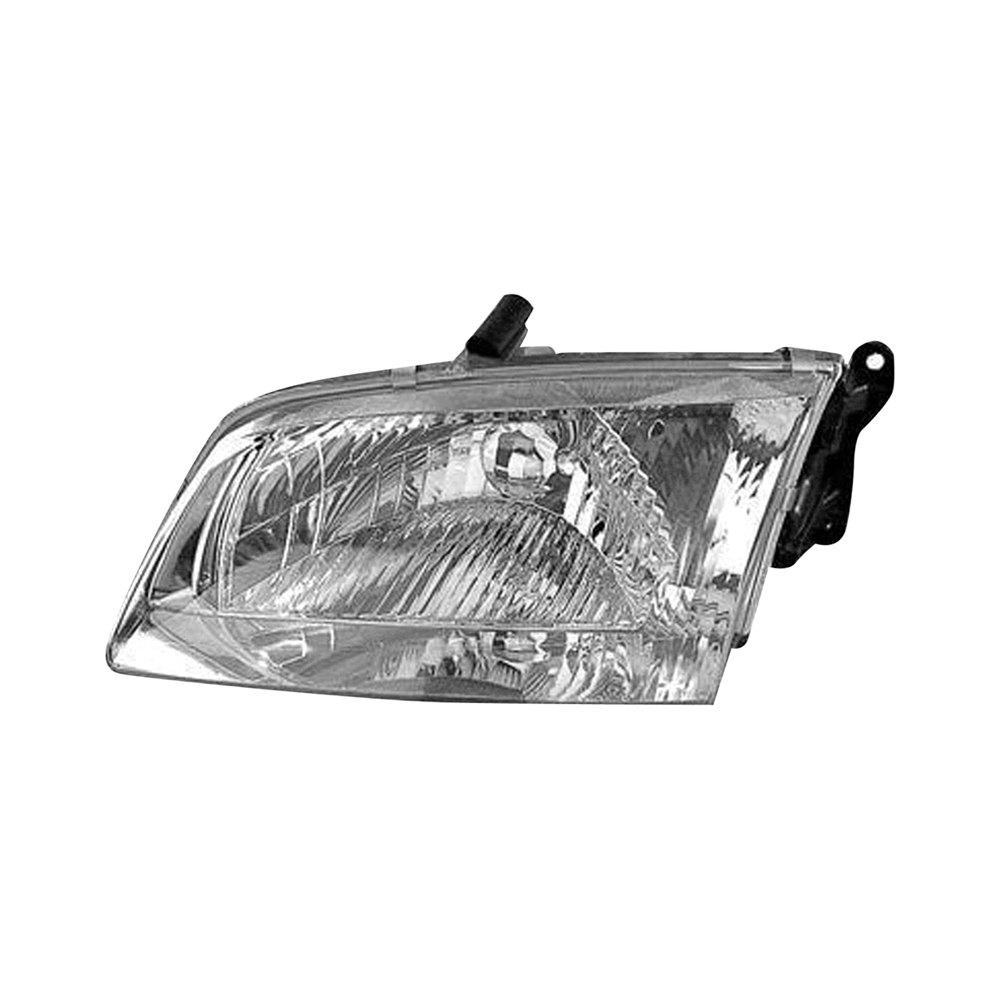 2001 Mazda 626 Suspension: Mazda 626 2000-2002 Replacement Headlight