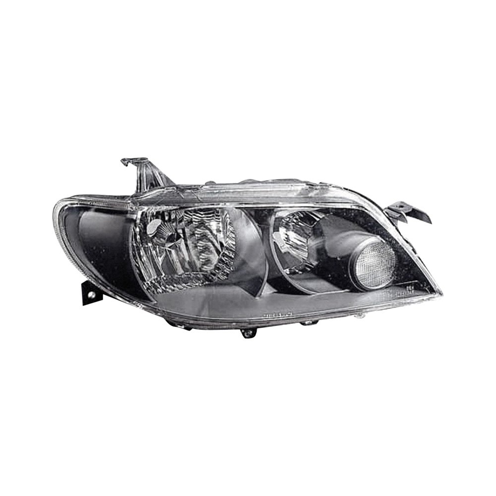Mazda 5 Headlight Parts Diagram: For Mazda Protege5 02-03 Passenger Side Replacement
