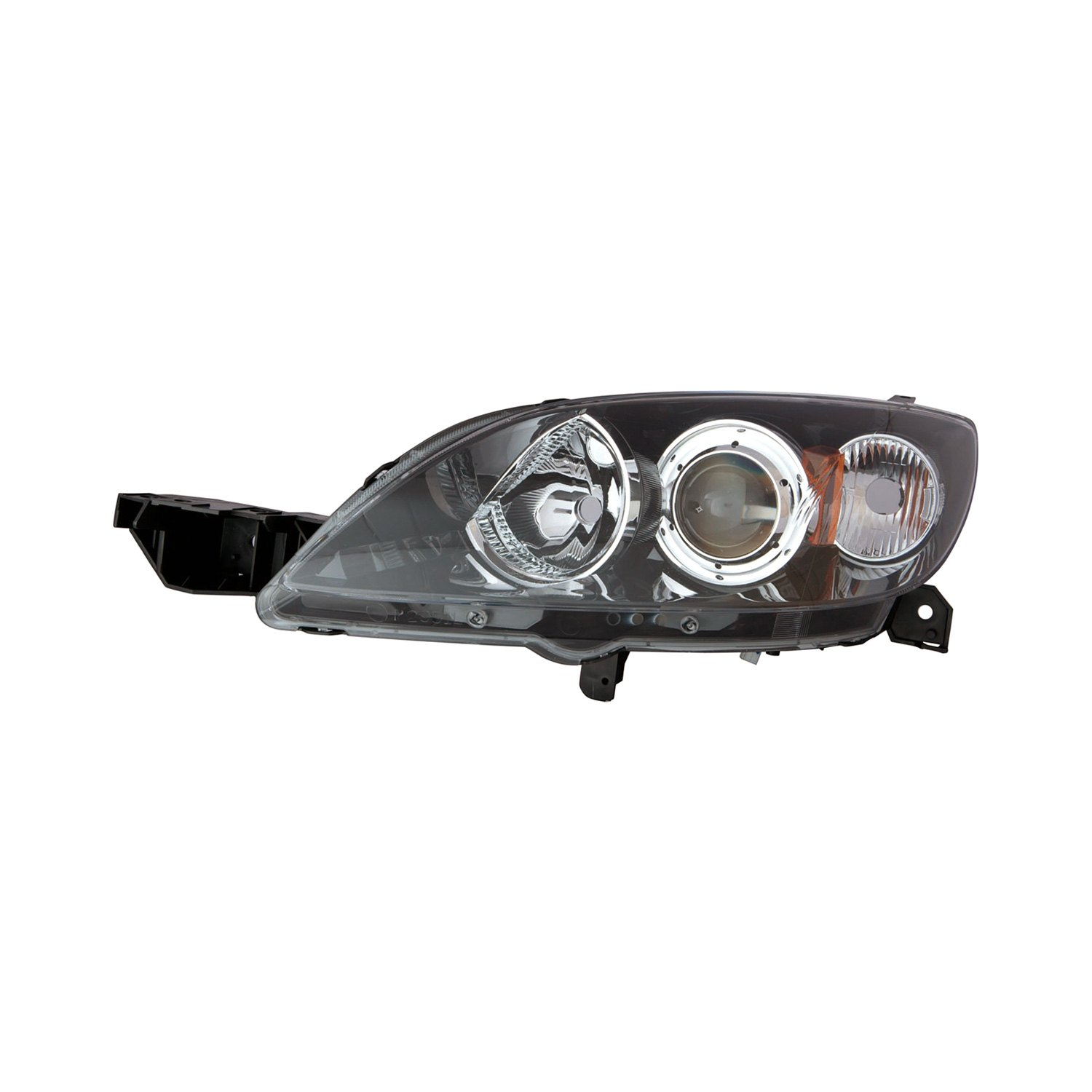Replace mazda 3 2008 replacement headlight lens and housing for Garage mazda loison sous lens